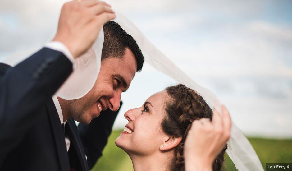 Le mariage de Franscesco et Aurélie à Clessé, Saône et Loire