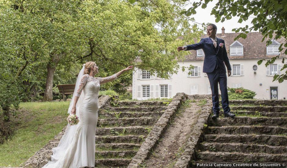 Le mariage de Denis et Marina à Saint-Fargeau-Ponthierry, Seine-et-Marne