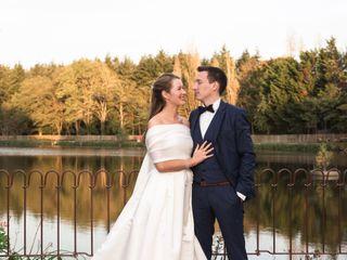 Le mariage de Lucie et Alexander