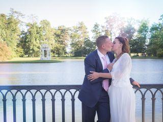 Le mariage de Anne Phalene et David