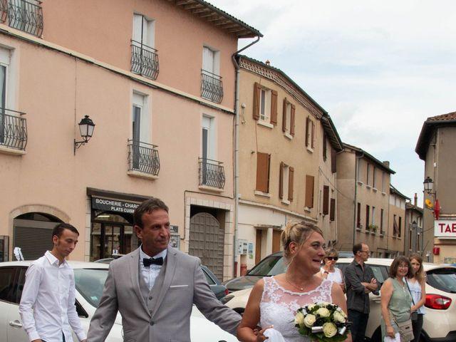 Le mariage de Patrice et Nancy à Livinhac-le-Haut, Aveyron 9