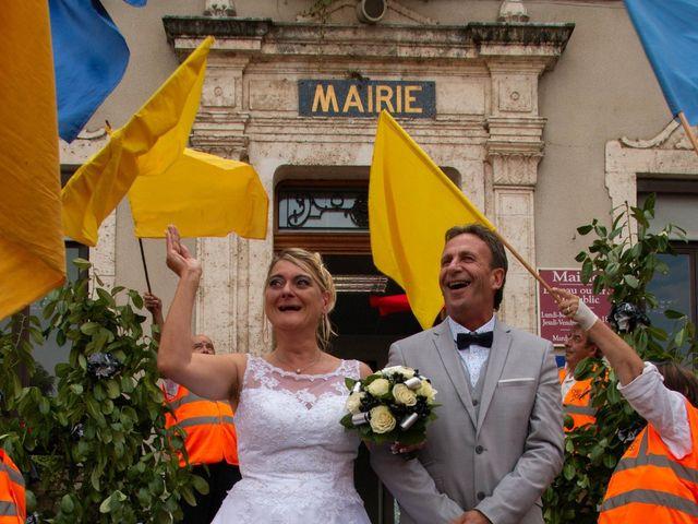 Le mariage de Patrice et Nancy à Livinhac-le-Haut, Aveyron 15