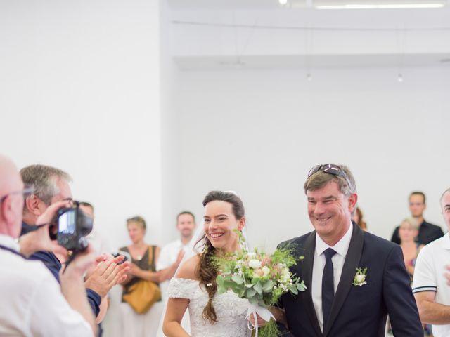 Le mariage de Antoine et Amandine à Frontignan, Hérault 9