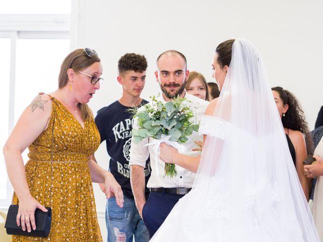 Le mariage de Antoine et Amandine à Frontignan, Hérault 12