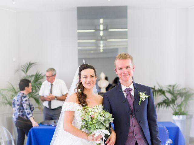 Le mariage de Antoine et Amandine à Frontignan, Hérault 17