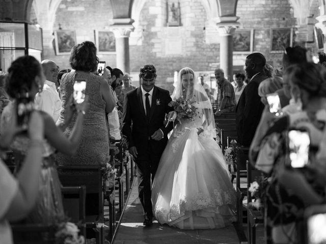 Le mariage de Antoine et Amandine à Frontignan, Hérault 34