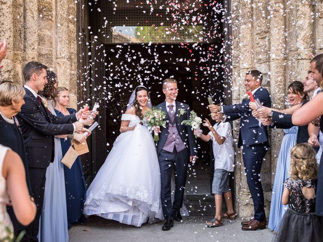 Le mariage de Amandine et Antoine