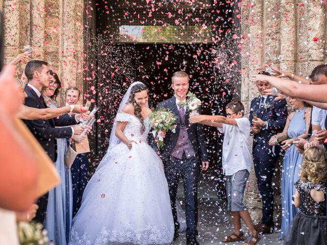 Le mariage de Antoine et Amandine à Frontignan, Hérault 45