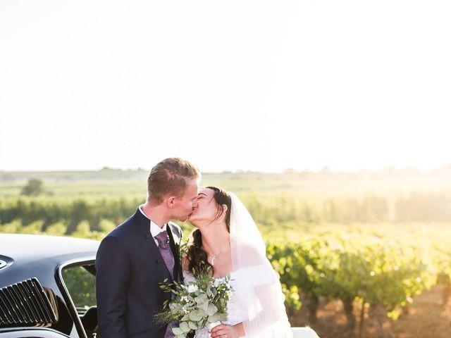 Le mariage de Antoine et Amandine à Frontignan, Hérault 63