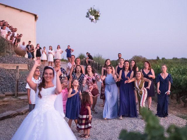 Le mariage de Antoine et Amandine à Frontignan, Hérault 69