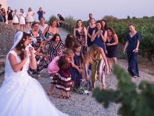Le mariage de Antoine et Amandine à Frontignan, Hérault 70