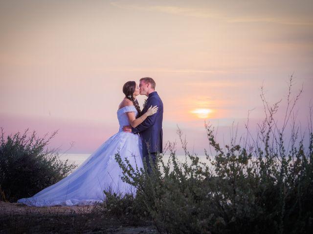Le mariage de Antoine et Amandine à Frontignan, Hérault 94