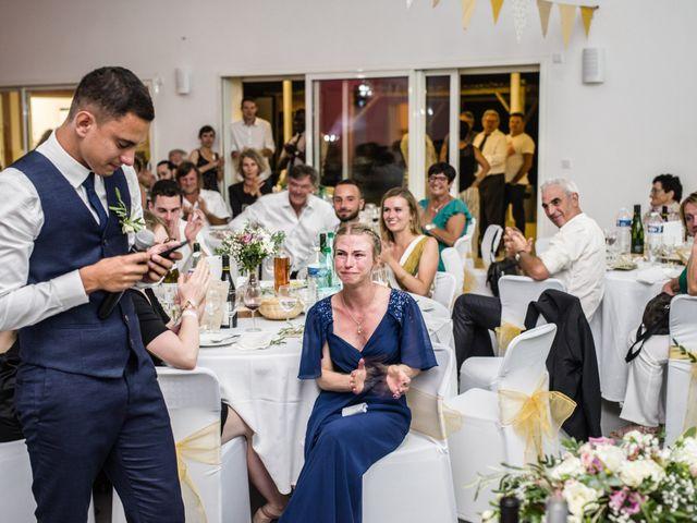 Le mariage de Antoine et Amandine à Frontignan, Hérault 92