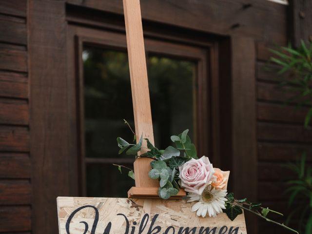 Le mariage de Alexander et Lucie à Montrevault, Maine et Loire 7