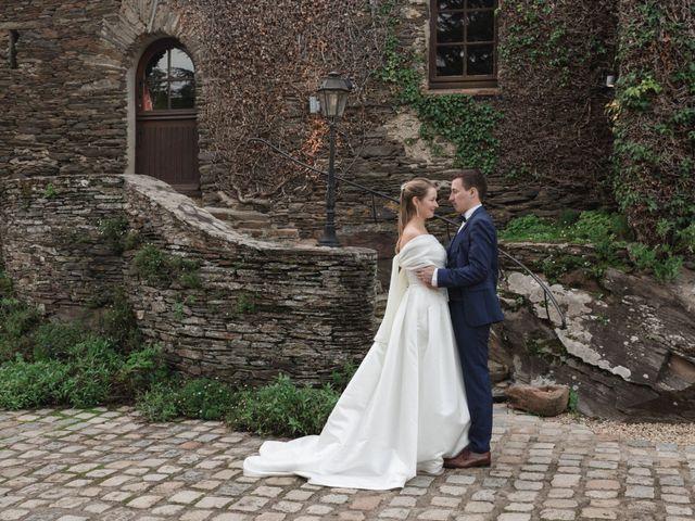 Le mariage de Alexander et Lucie à Montrevault, Maine et Loire 9