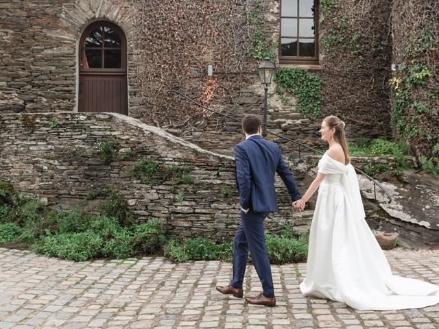 Le mariage de Alexander et Lucie à Montrevault, Maine et Loire 13