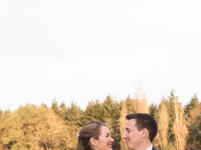 Le mariage de Alexander et Lucie à Montrevault, Maine et Loire 2
