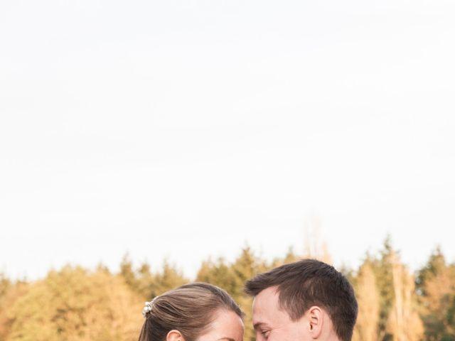 Le mariage de Alexander et Lucie à Montrevault, Maine et Loire 15