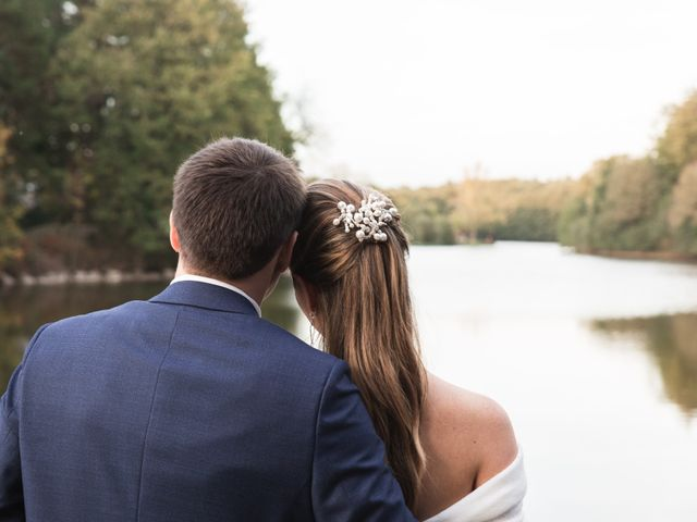 Le mariage de Alexander et Lucie à Montrevault, Maine et Loire 17