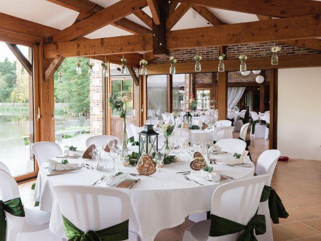 Le mariage de Alexander et Lucie à Montrevault, Maine et Loire 21