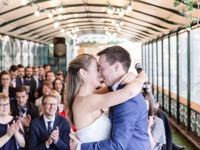 Le mariage de Alexander et Lucie à Montrevault, Maine et Loire 37
