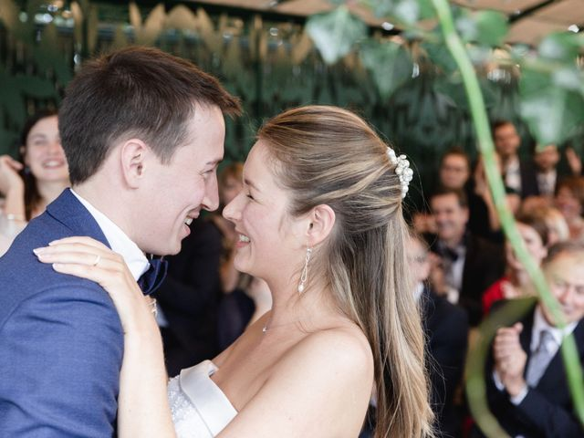 Le mariage de Alexander et Lucie à Montrevault, Maine et Loire 40