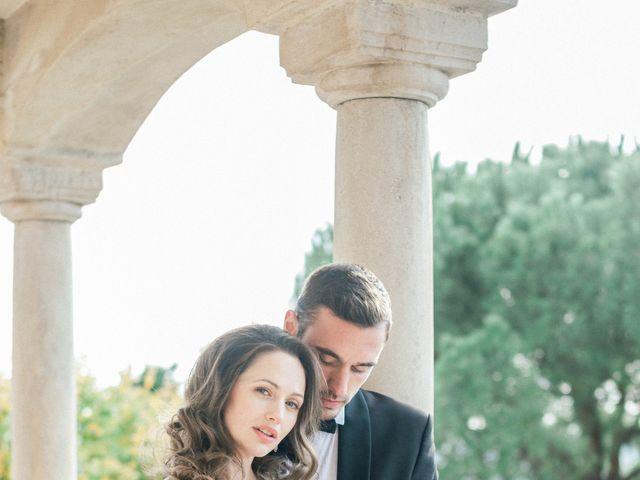 Le mariage de Alex et Laura à Le Castellet, Alpes-de-Haute-Provence 14