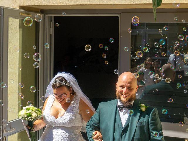 Le mariage de Nicolas et Aurélie à Saint-Hilaire-de-Beauvoir, Hérault 3