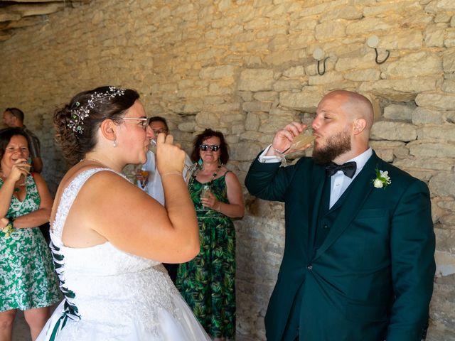 Le mariage de Nicolas et Aurélie à Saint-Hilaire-de-Beauvoir, Hérault 1
