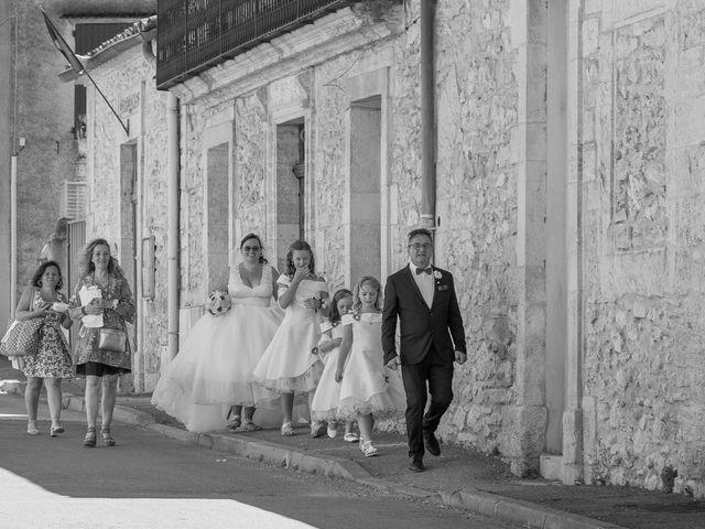 Le mariage de Nicolas et Aurélie à Saint-Hilaire-de-Beauvoir, Hérault 8