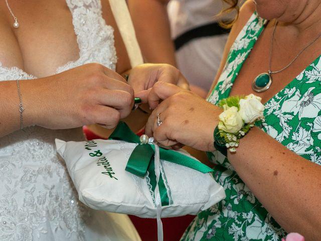 Le mariage de Nicolas et Aurélie à Saint-Hilaire-de-Beauvoir, Hérault 15