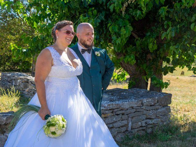 Le mariage de Nicolas et Aurélie à Saint-Hilaire-de-Beauvoir, Hérault 18