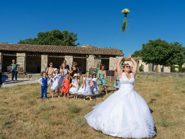 Le mariage de Nicolas et Aurélie à Saint-Hilaire-de-Beauvoir, Hérault 19