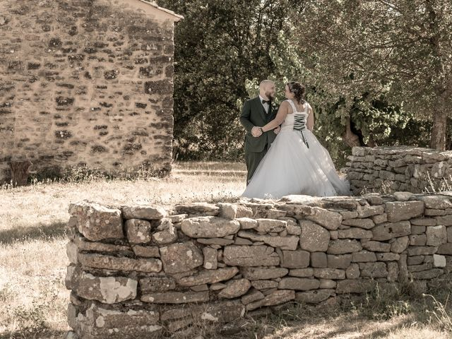 Le mariage de Nicolas et Aurélie à Saint-Hilaire-de-Beauvoir, Hérault 21