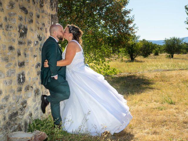 Le mariage de Nicolas et Aurélie à Saint-Hilaire-de-Beauvoir, Hérault 23
