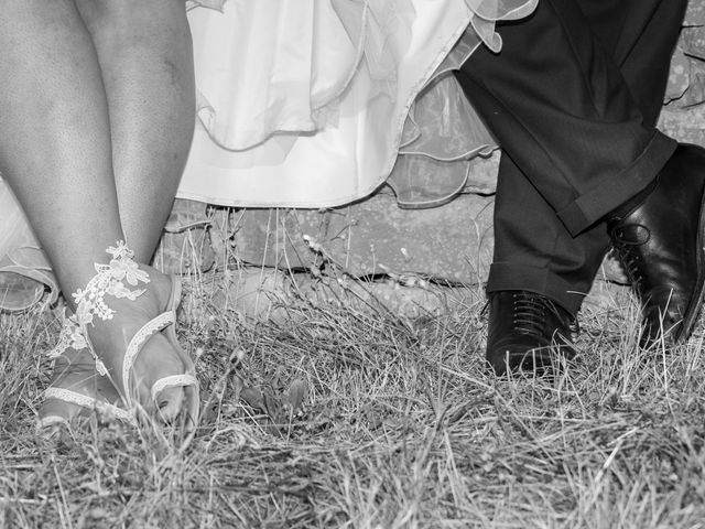 Le mariage de Nicolas et Aurélie à Saint-Hilaire-de-Beauvoir, Hérault 25