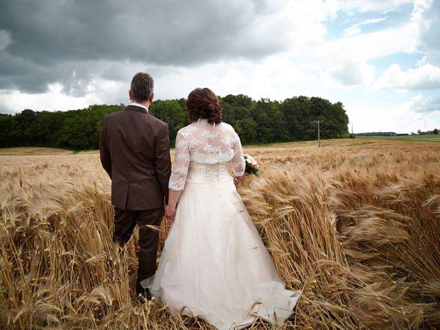 Le mariage de Alexis et Roseline à Préaux, Seine-et-Marne 2