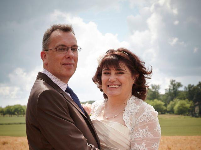 Le mariage de Alexis et Roseline à Préaux, Seine-et-Marne 5