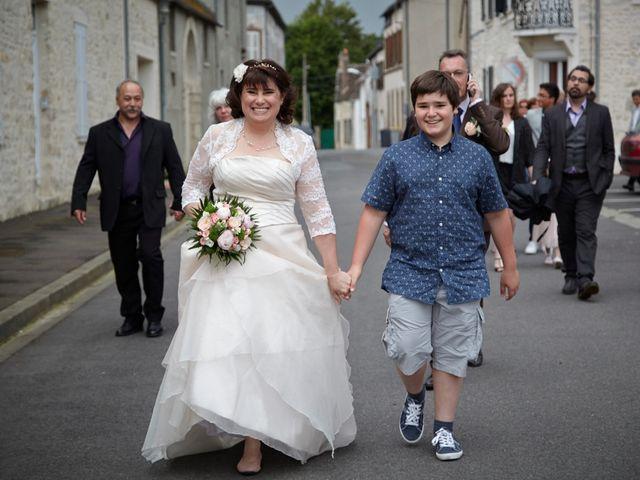 Le mariage de Alexis et Roseline à Préaux, Seine-et-Marne 8