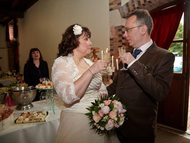 Le mariage de Alexis et Roseline à Préaux, Seine-et-Marne 10