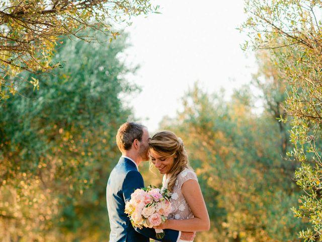 Le mariage de Paul-Louis et Marie à Carnoules, Var 5