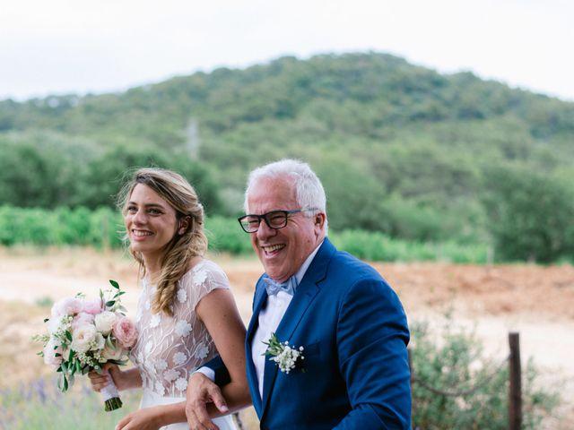 Le mariage de Paul-Louis et Marie à Carnoules, Var 13