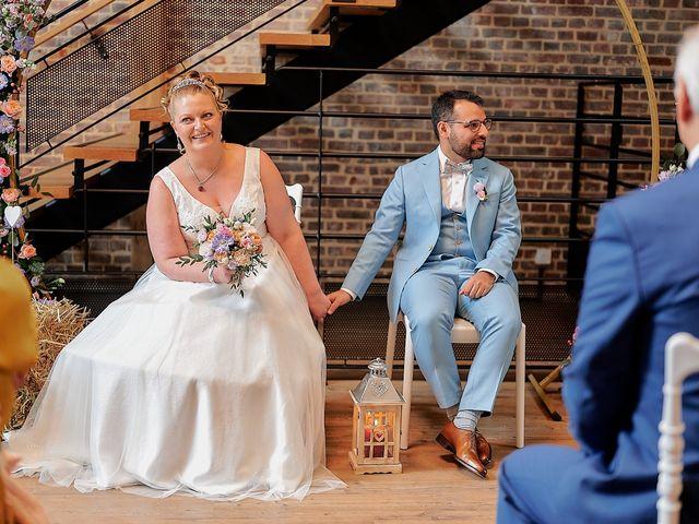 Le mariage de Julie et Sem
