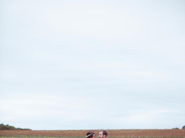 Le mariage de Julien et Agathe à Cussay, Indre-et-Loire 6