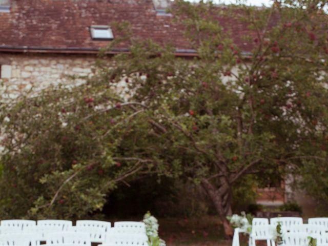 Le mariage de Julien et Agathe à Cussay, Indre-et-Loire 17