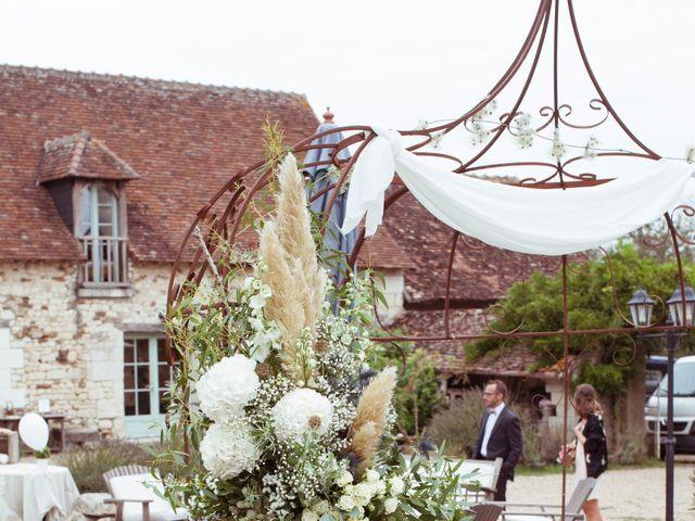 Le mariage de Julien et Agathe à Cussay, Indre-et-Loire 18