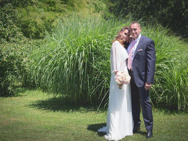 Le mariage de David et Anne Phalene à Vonnas, Ain 7