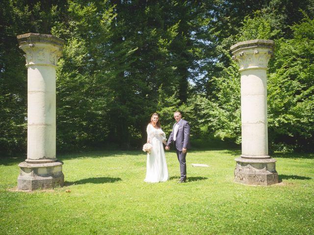 Le mariage de David et Anne Phalene à Vonnas, Ain 9