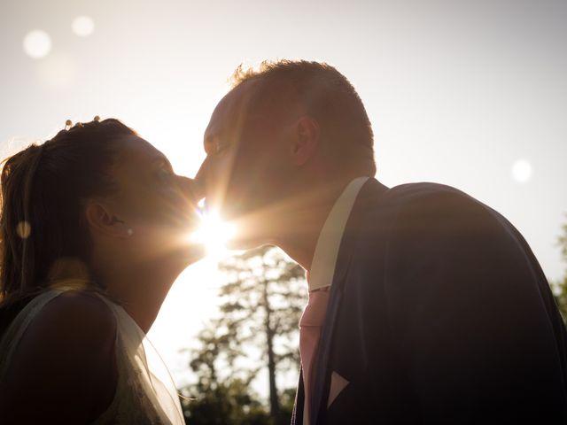Le mariage de David et Anne Phalene à Vonnas, Ain 11
