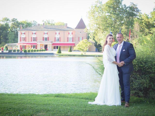 Le mariage de David et Anne Phalene à Vonnas, Ain 14